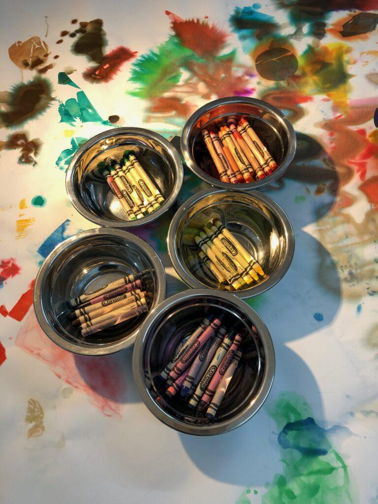 Bula crayons