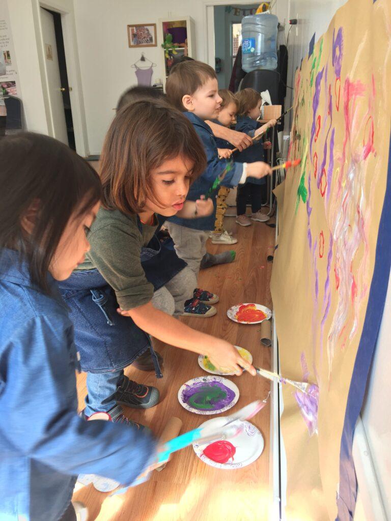 Bula kids painting